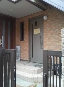 入口(高石珠算教室)